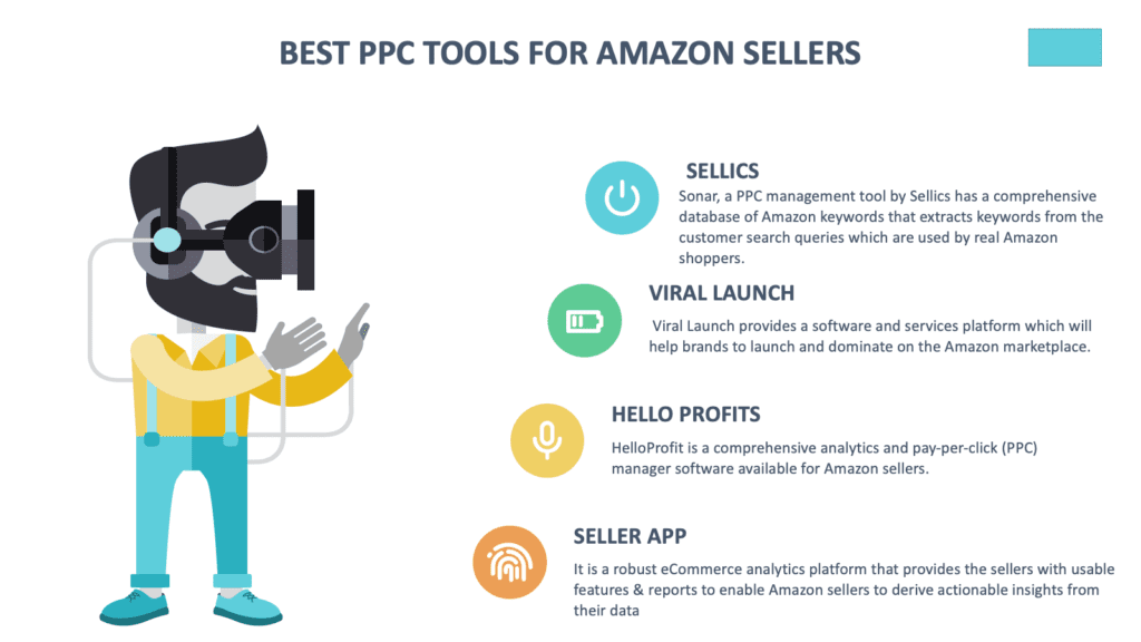 Best PPC Tools for Amazon Sellers